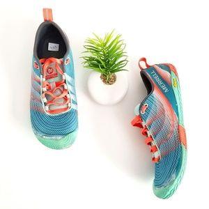 Merrell Vapor Glove 2 Blue Coral Minimalist Shoes